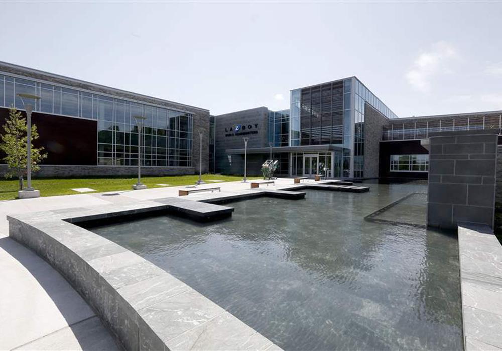 LaZBoy-World-HQ-Commissioning-Exterior