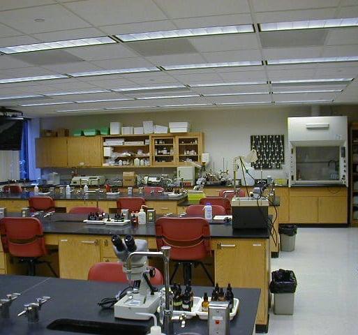 SVSU Instructional Facility #3 Classroom