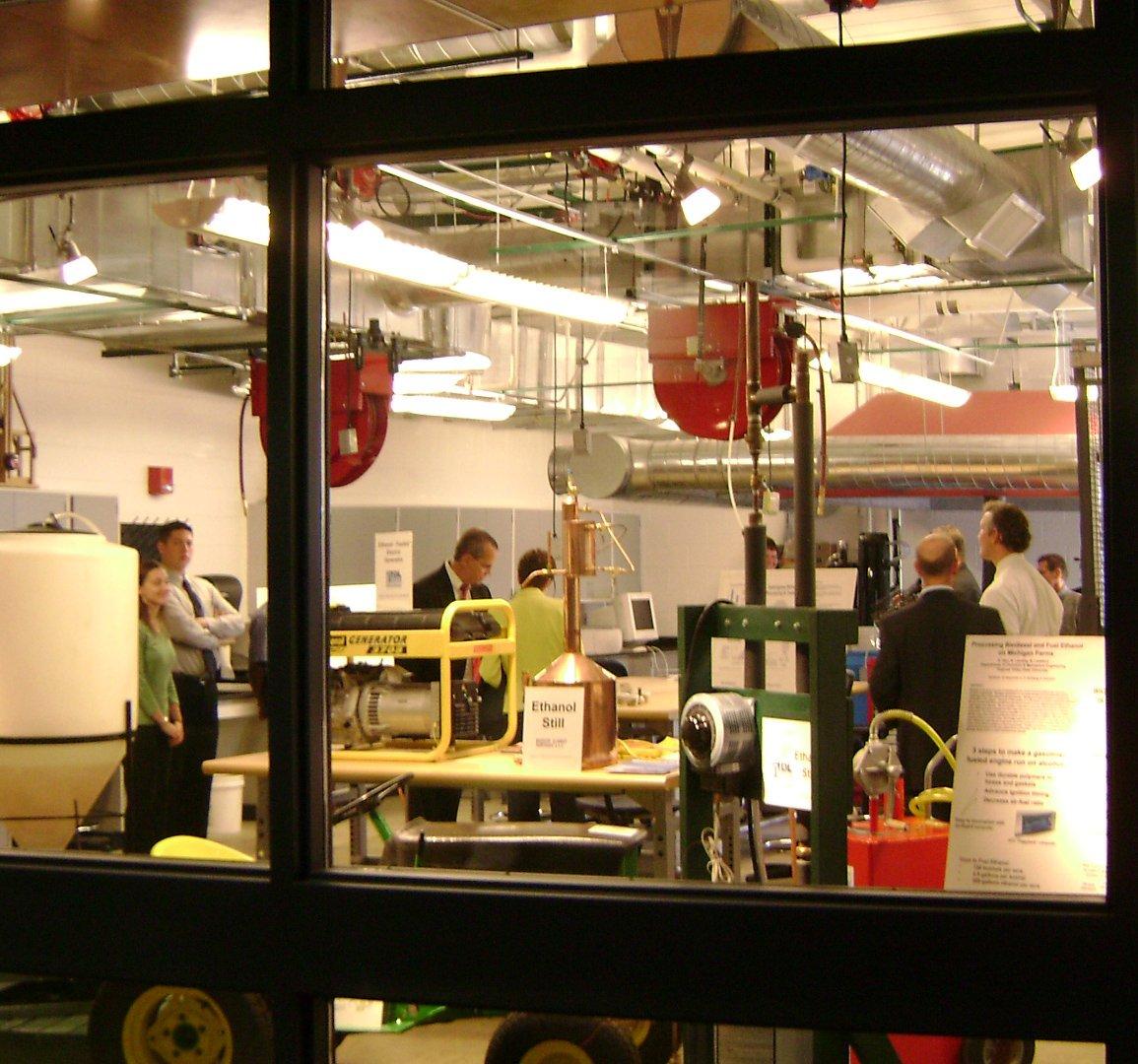SVSU Pioneer Hall Of Engineering and Technology