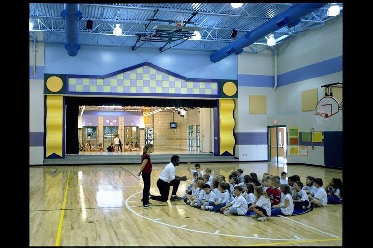 AWARDS_Clarkston Independence Elementary Multi Purpose Room 3