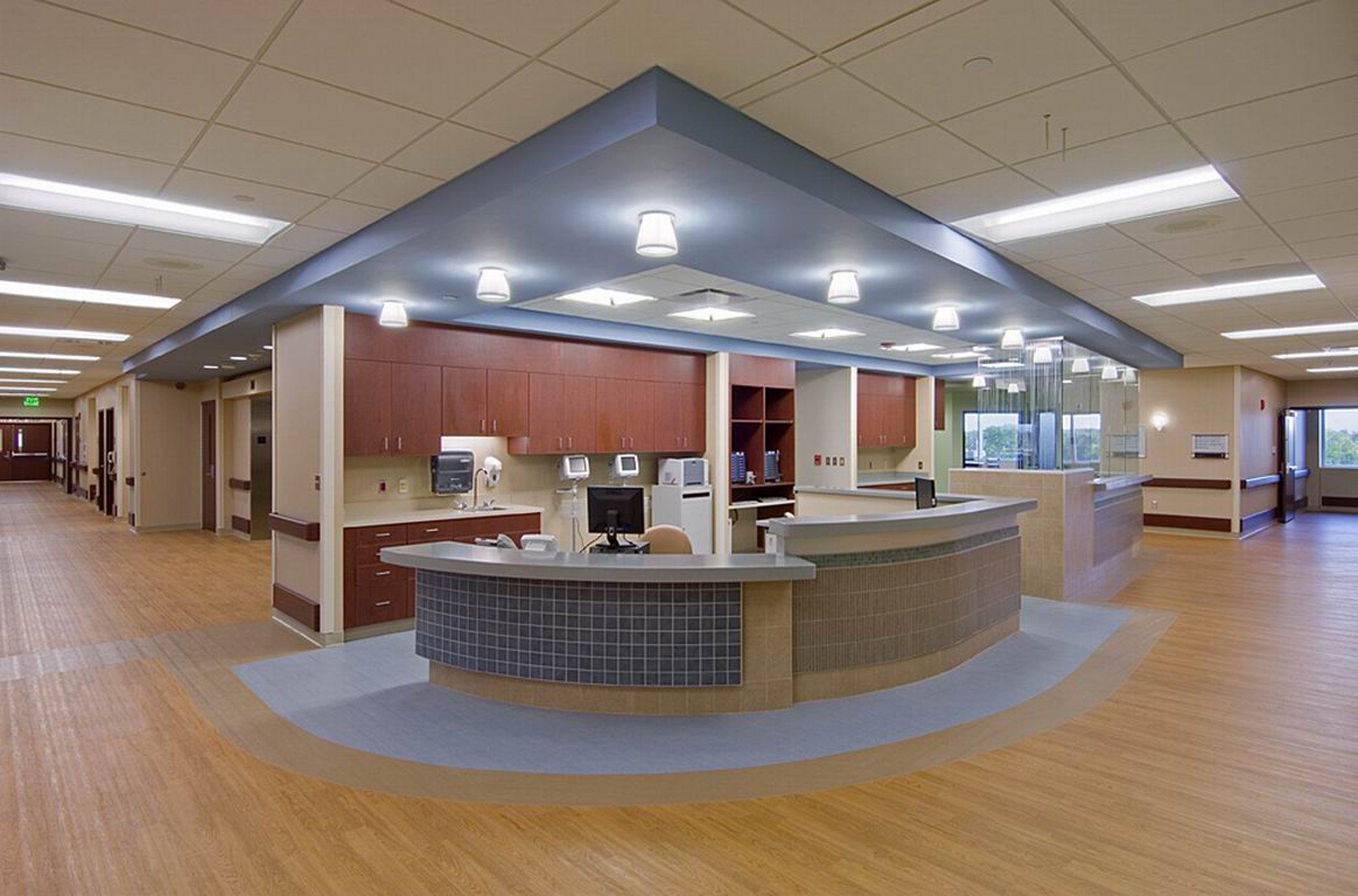 Oakwood Southshore Nurses Station
