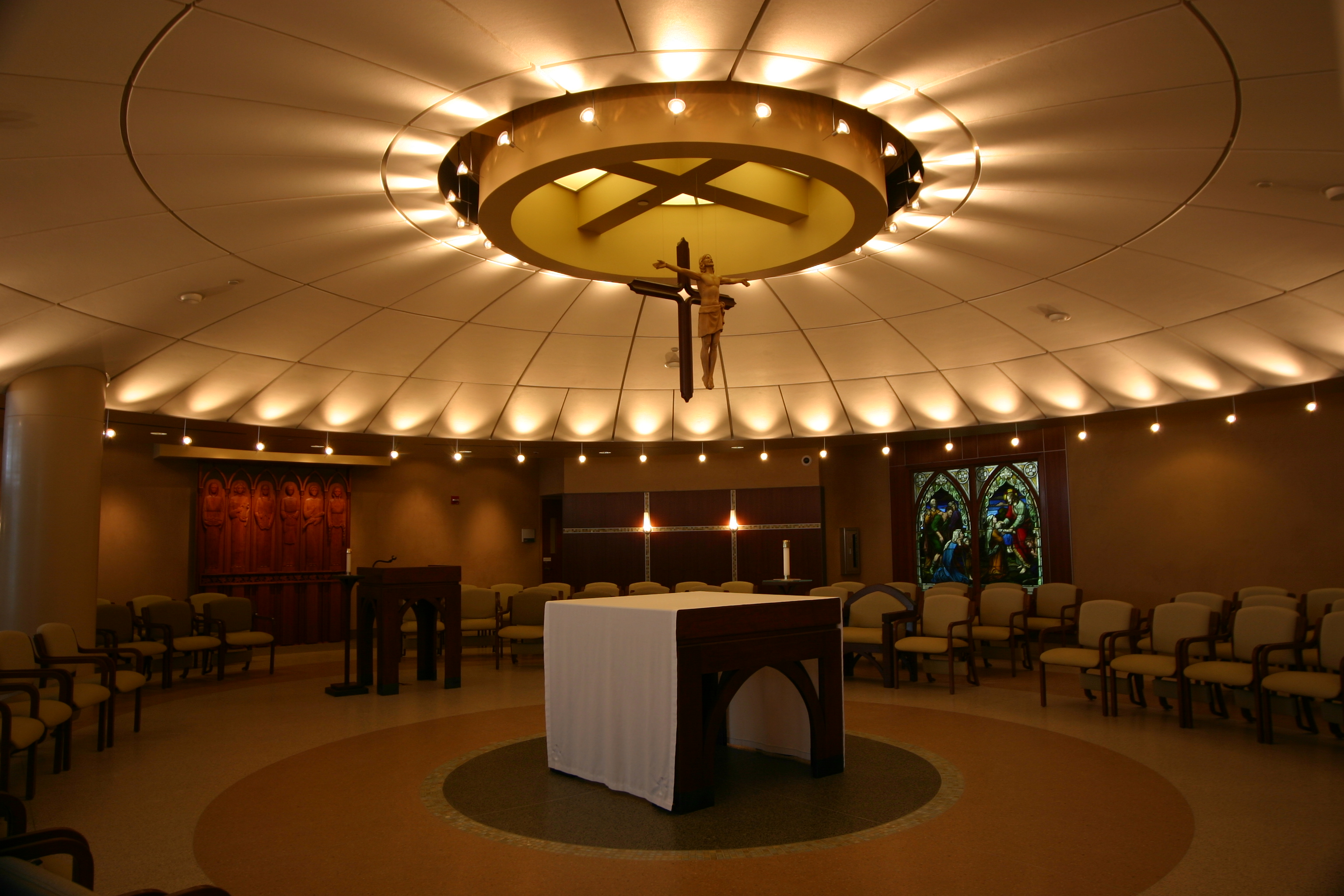 SJMH Rotunda