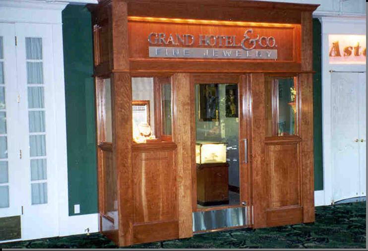 Grand Hotel Jewelry Shop