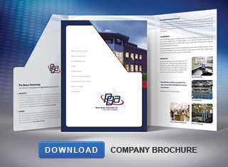 MEP Engineering Firm Brochure