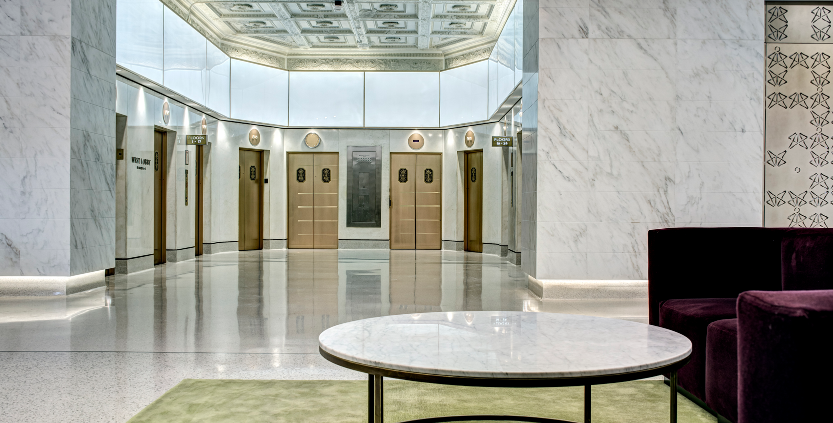 First-National-Building-Lobby-Renovation-Elevator-1665x845