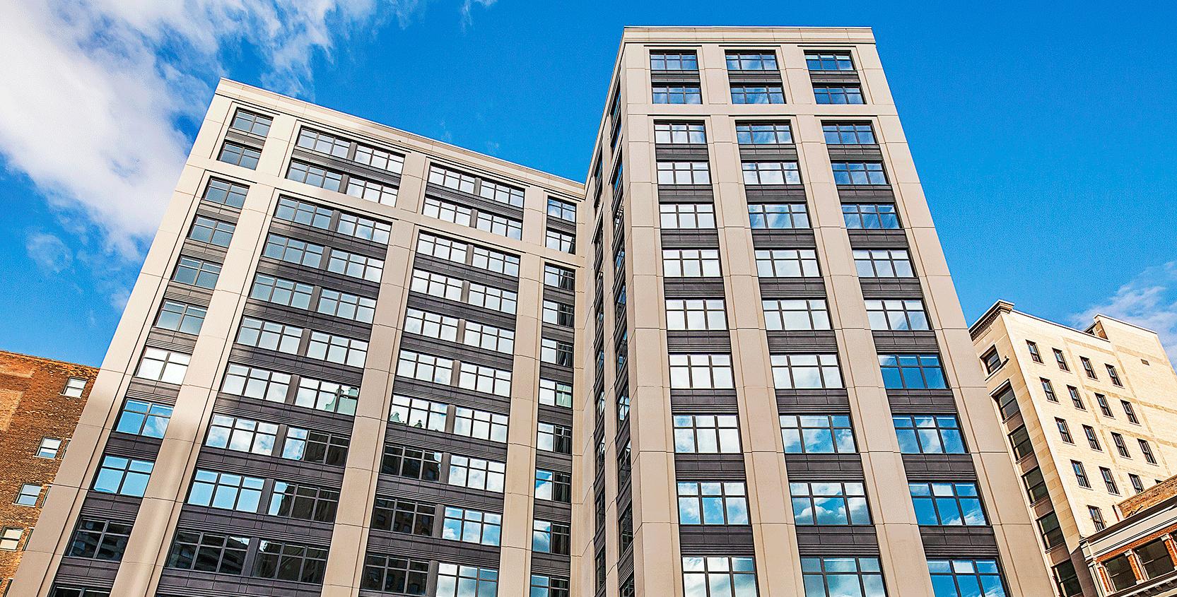 28 W Grand Lofts-Exterior-Facade-1665x845