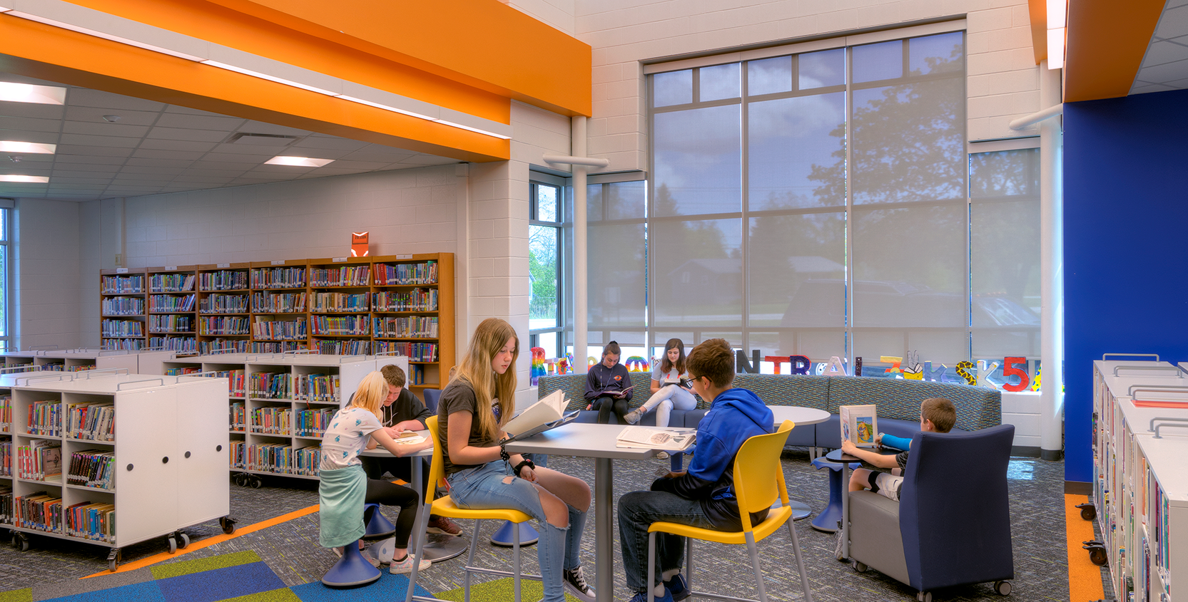 Port-Huron-Northern-High-School-Renovation-Library-1665x845