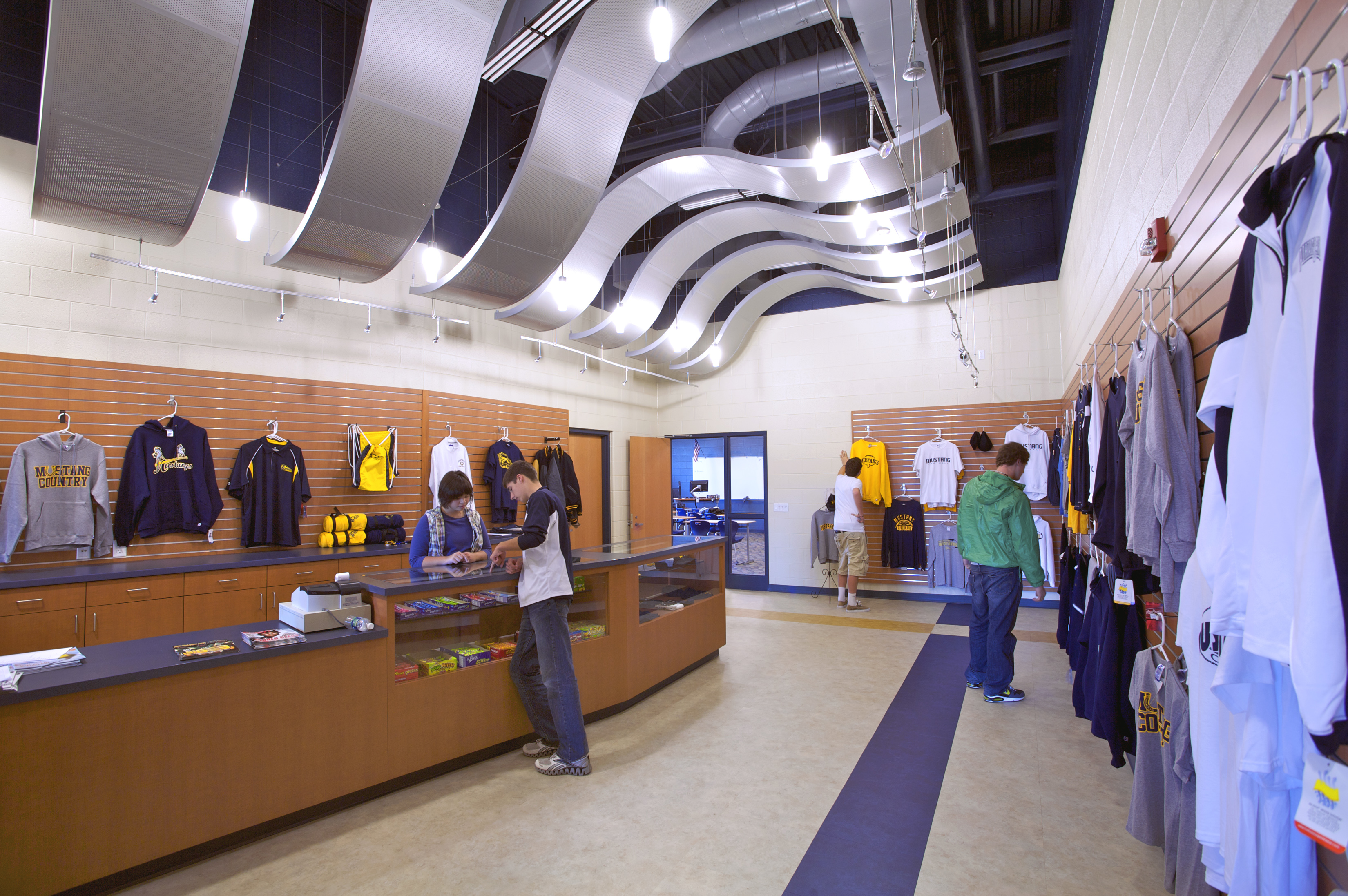 Portage Central HS Gift Shop
