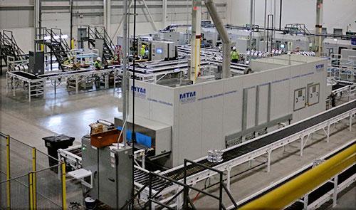 MEP Industries Served