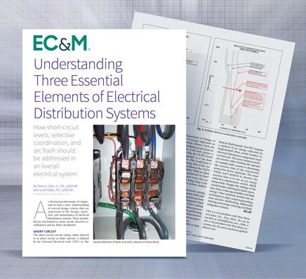 EC&M Article