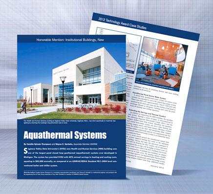 Aquathermal Systems Saginaw State University