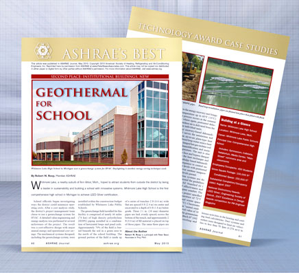 Geothermal Technology for Schools