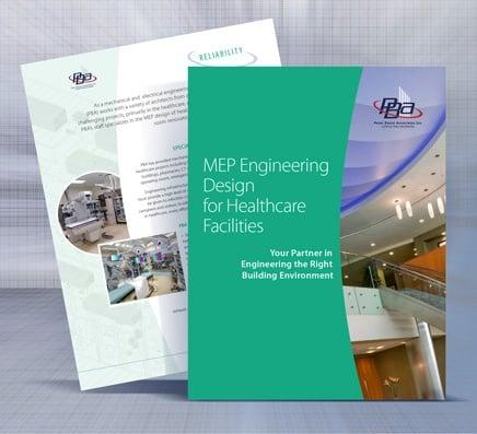 PBA MEP Engineering Design for Healthcare Facilities