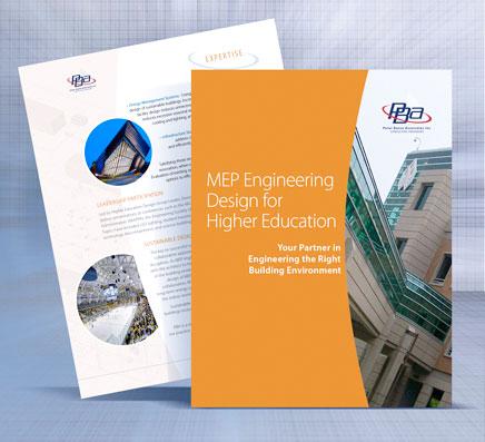 MEP Engineering Design for Higher Education