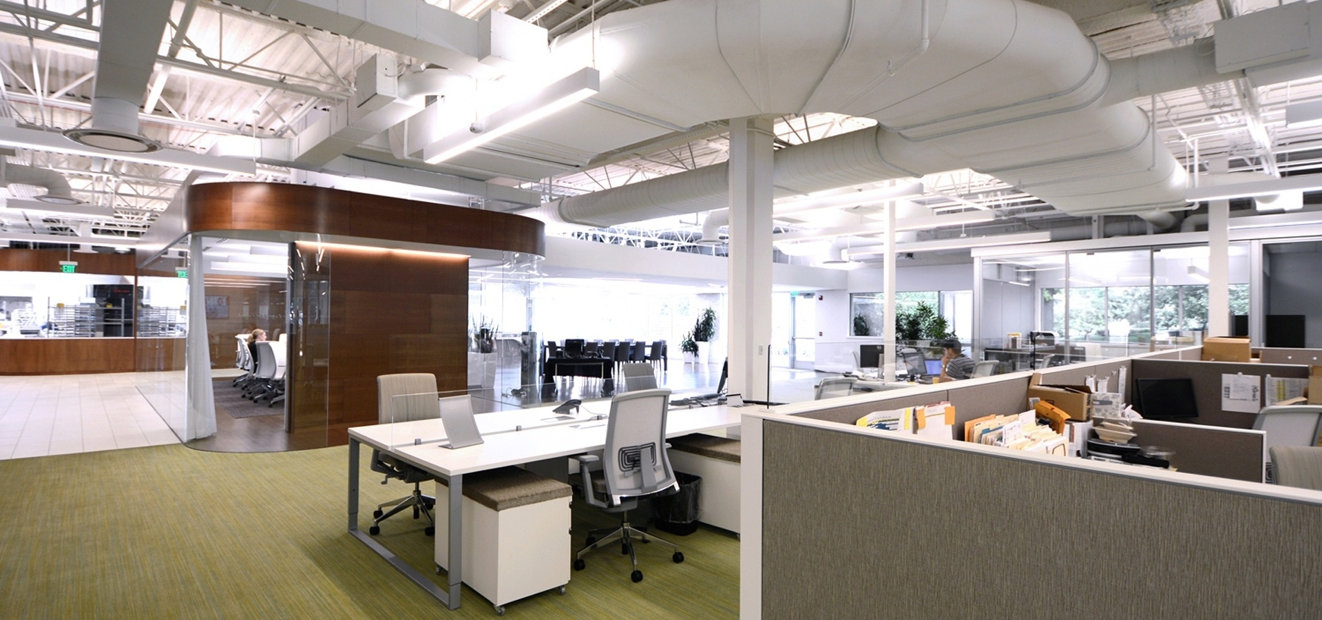 MEP Engineering Design Services for Office Buildings